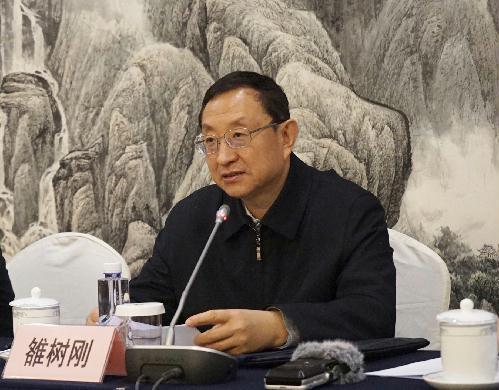 文化和旅游部党组书记、部长雒树刚出席并讲话