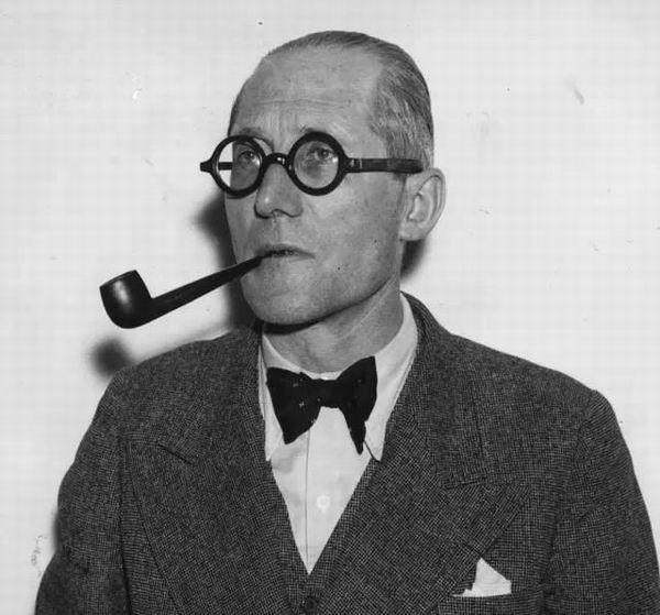 勒·柯布西耶,1887-1965