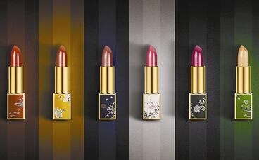"""""""故宫口红"""":文创产品的一次美学试妆"""