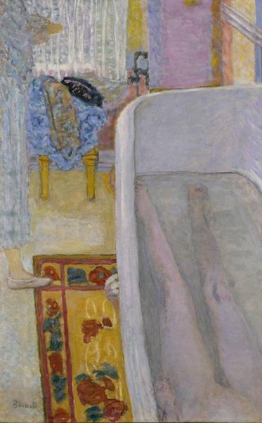《洗澡的裸女》,©Tate