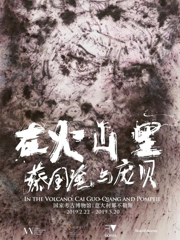 《在火山里:蔡国强与庞贝》 2019年2月22日–5月20日