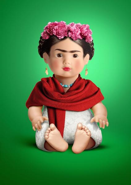 弗里达·卡罗(Frida Kahlo)
