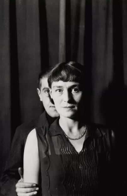艺术家与妻子乔洁特