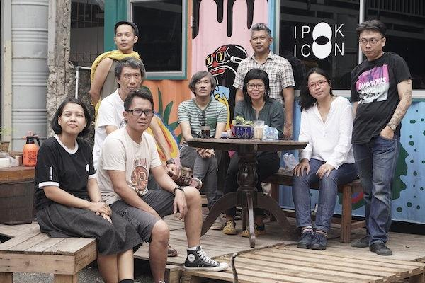 印度尼西亚的艺术团体ruangrupa