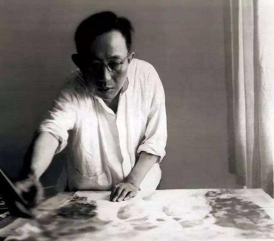 傅抱石(1904—1965)