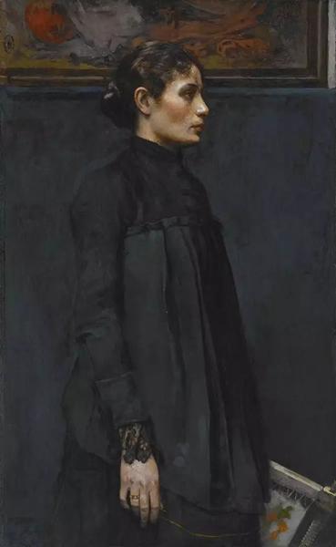 加瑞·梅切斯肖像作品
