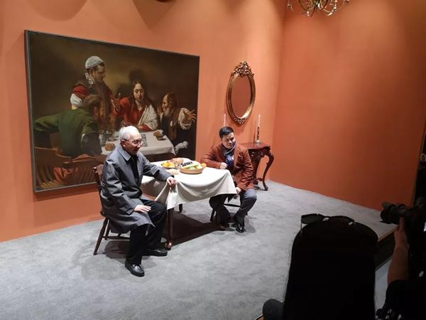 99艺术| 古典写实油画的追随者和反叛者 庞茂琨个展首次亮相北京民生现代美术馆