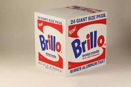 布里洛肥皂盒