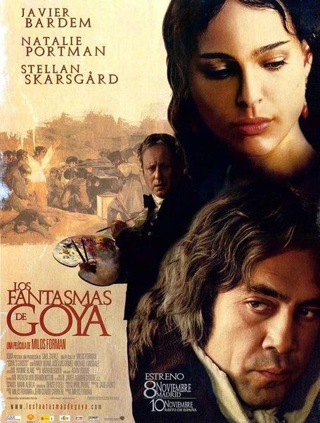 电影《戈雅之灵》海报