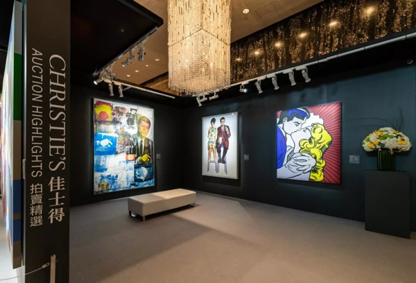 梅耶伉俪家族珍藏部分精选拍品先正于香港展出
