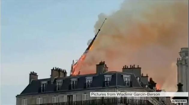 每年1200万游客,门票少得可怜,马克龙全球募捐重建巴黎圣母院,古驰老板要掏1亿欧元