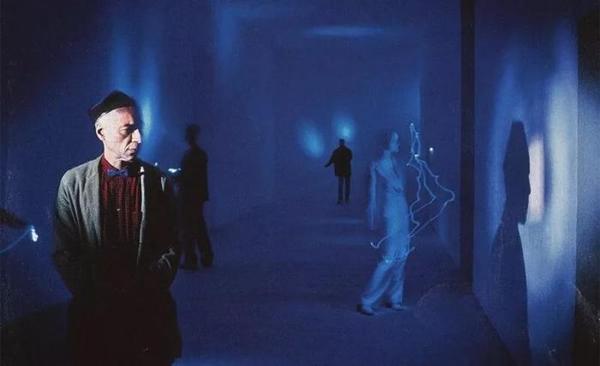 大卫·哈蒙斯(David Hammons)2003年纽约展览现场图,图: 豪瑟沃斯