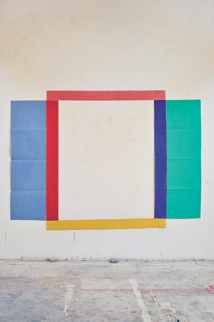 剪裁画布(1973年) 路易·卡内