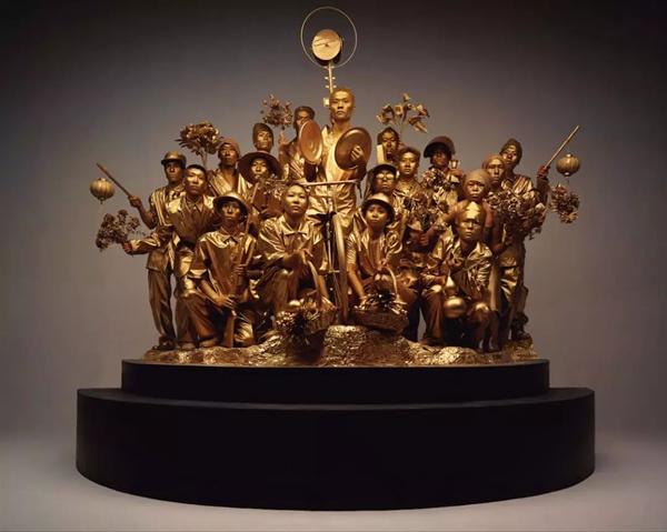 99艺术 | 关于王庆松的作品