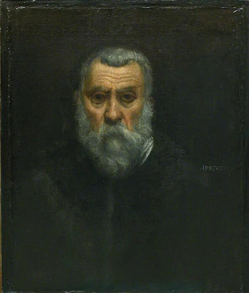 «自画像» (Autoportrait)