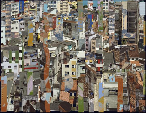 Stéphane Couturier, Série « Melting Point », Salvador de Bahia, 2013. Courtesy of Les Douches la Galerie (Paris)