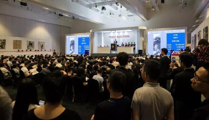 中国艺术品市场:圈外人带大批资金入场