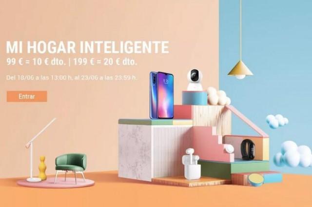 图1:小米西班牙网站上的产品宣传图