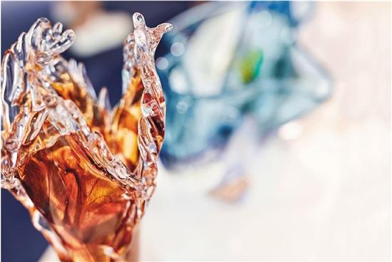 巴乔 玻璃花瓶