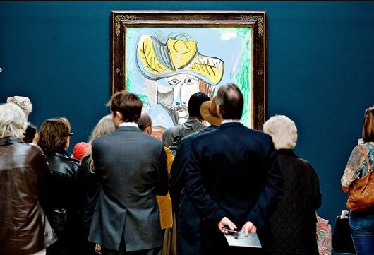 """国际艺术品市场迎来""""借贷狂欢"""""""