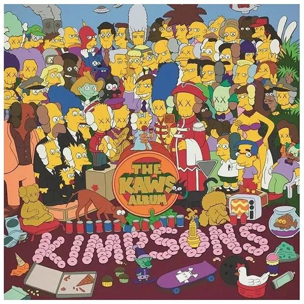 KAWS 《THE KAWS ALBUM》
