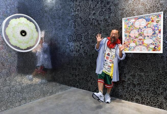 专访日本艺术家村上隆 看日本战后艺术现象