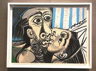 《吻》,1969年
