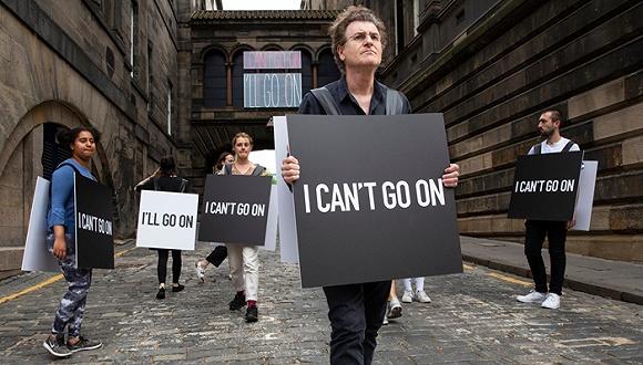 愛丁堡藝術節:從崇高到無意義