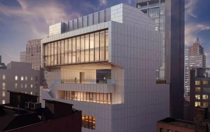 佩斯画廊耗资1亿美元的切尔西新空间将于九月开幕