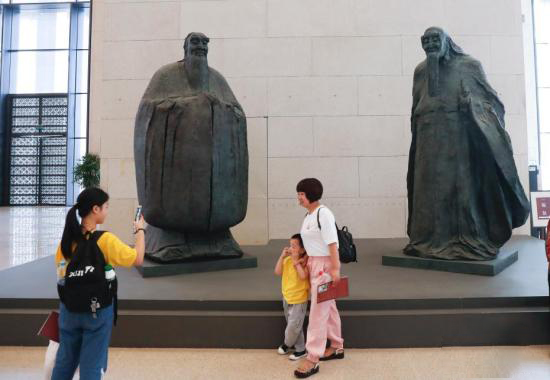 雕塑家吴为山:我用我心寄雕塑