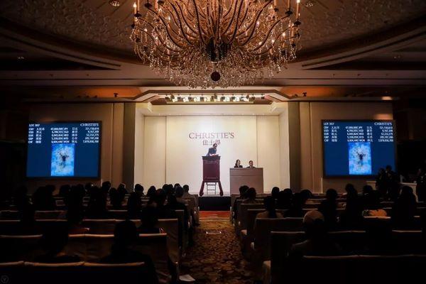 佳士得上海秋拍三场拍卖总成交近1.5亿人民币