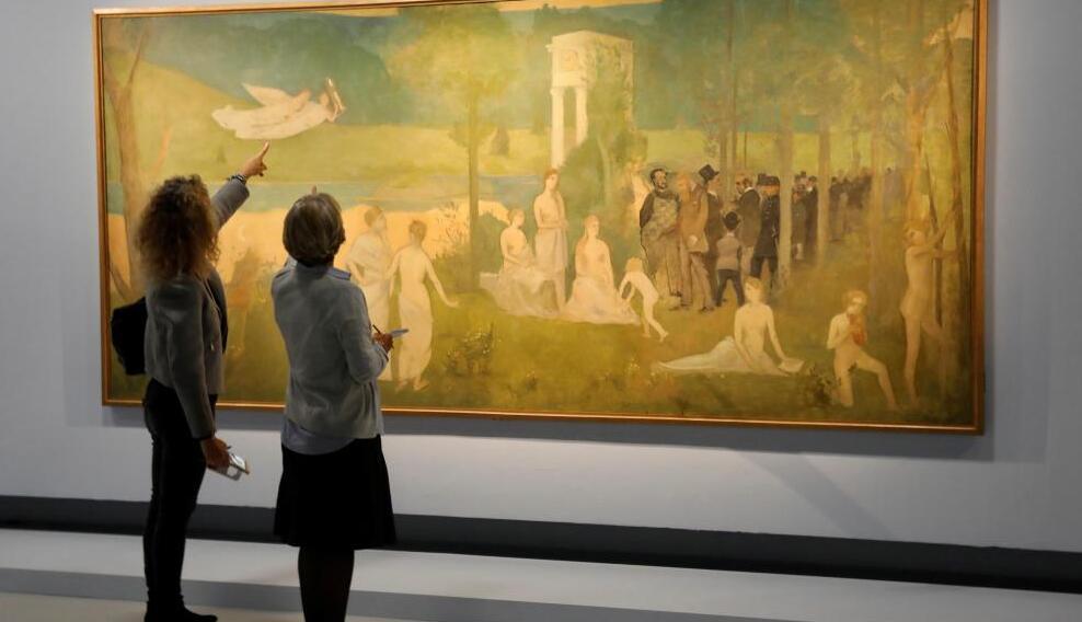 艺术品市场遭遇英国脱欧:是危机也是机遇