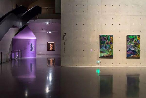 周春芽在龙美术馆用东南形胜呈现他四十年艺术的视觉奇观