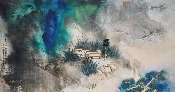 佳士得香港秋拍:張大千稀世珍品一覽