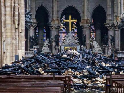 國家文物局:中國專家將參與巴黎圣母院修復工作