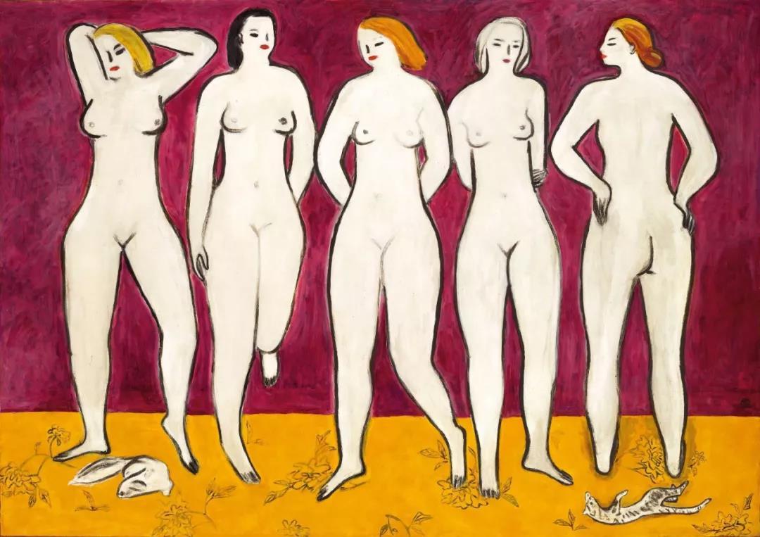 99藝術| 估價5.5億常玉作品上拍;常玉就是常玉,與莫迪里阿尼、馬蒂斯無關