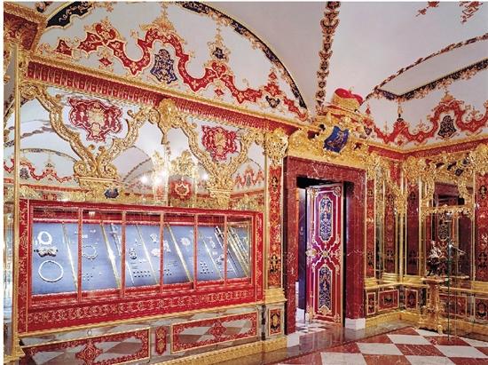 """10亿欧元珍宝被盗 博物馆如何防范""""惊天魔盗团"""""""