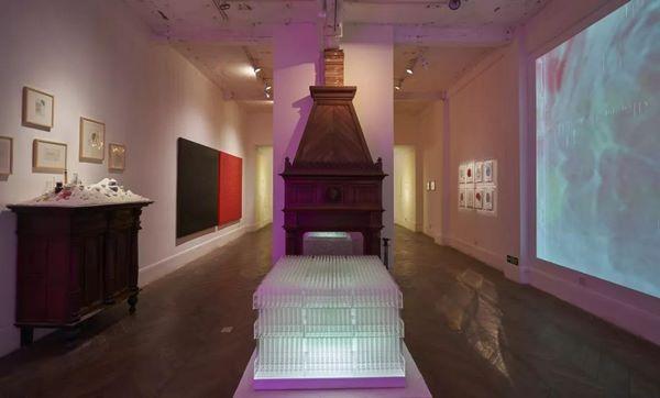 范勃个展《回到现场》:以一种实验室的方式重返实验过程