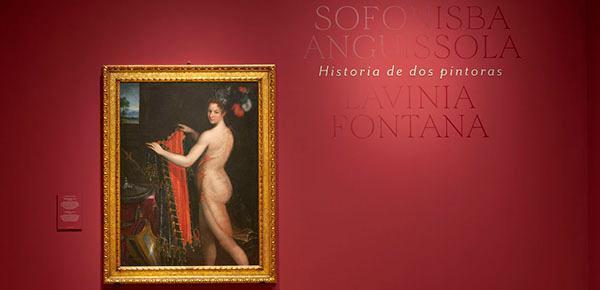 """艺术史的另一面:被遮蔽的文艺复兴女性艺术家?#20843;?#20154;舞"""""""