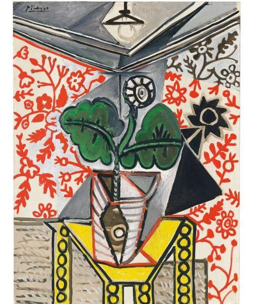巴布罗·毕加索(1881-1973)