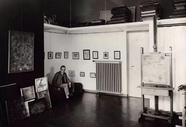 从包豪斯到赵无极 | 保罗·克利(Paul Klee)的影响故事