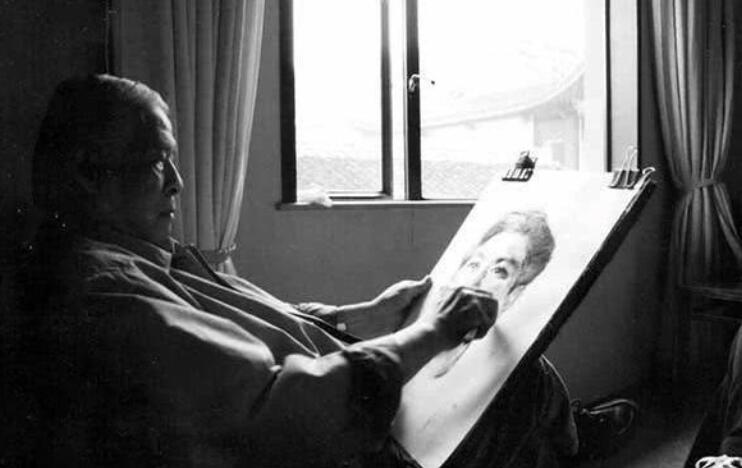 油画家廖炯模去世,他创作的《甲午风云》《刘三姐》等电影海报你还记得吗?