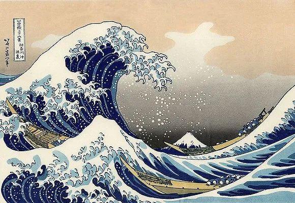 90岁浮世绘巨匠葛饰北斋:我还想多浪5年!