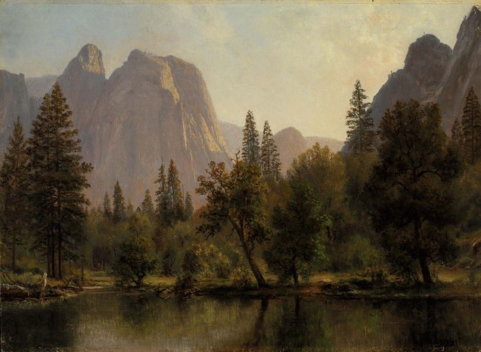 在风景画里,画家制造出的究竟是什么