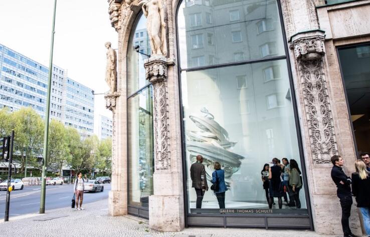 德国地区的画廊将重新开放