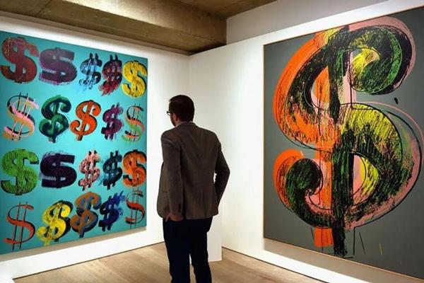 青年艺术家作品的价格「秘密」