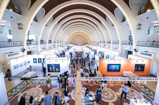 2020年影像上海艺术博览会取消