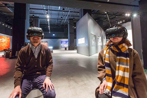 虚拟美术展是线下美术展的临时替代品吗?