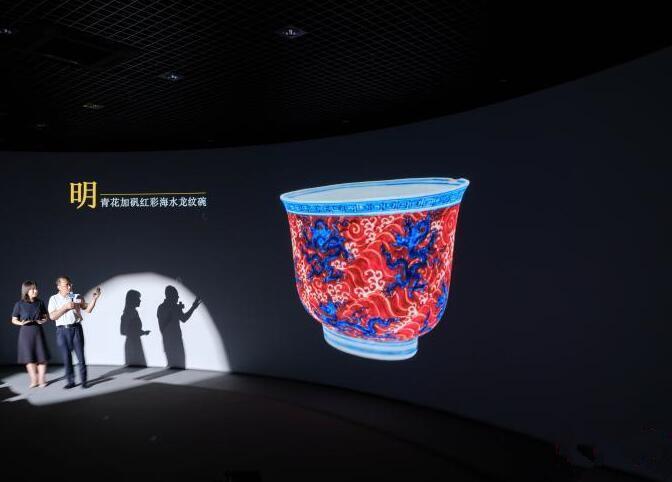 远瀛观大水法开启数字化存档 文物如何与观众距离更近?