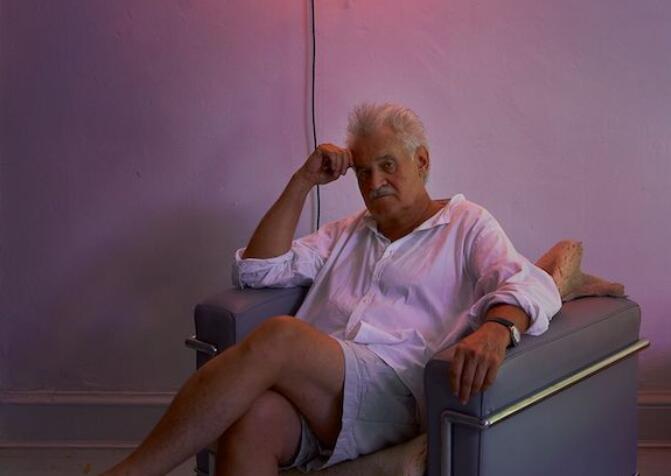 燈光藝術大師基斯·索尼爾79歲辭世,迪亞藝術基金會將為其舉辦回顧展